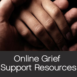 Online grief support resources