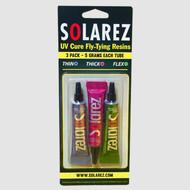 SOLAREZ UV Resin 3 Pack