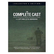The Complete Cast - Applying Principles to Fresh & Saltwater Fly Casting - Collector's Edition