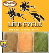 Wapsi Life Cycle Dubbing (Dispenser)