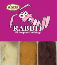 Wapsi Rabbit Dubbing (Dispenser)