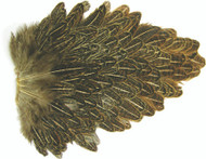 Soft Hackle Hen Saddle Patch
