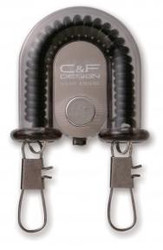 C&F Design 2-In-1 Retractor with Fly Catcher