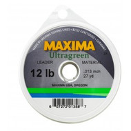 Maxima Ultragreen Leader Spools