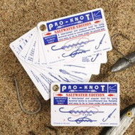 [Book] Pro-Knot Saltwater Fishing Knot Cards