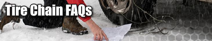 Tire Chains FAQ
