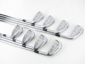 TaylorMade RAC Forged CB TP iron set