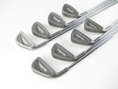 LEFT HAND Tommy Armour Silver Scot 845s iron set