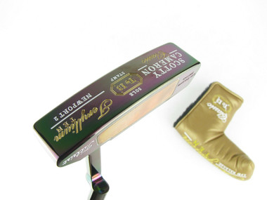 Scotty Cameron Teryllium Ten Limited Release Newport 2 TeI3 Putter