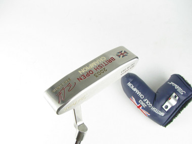 Scotty Cameron Ben Curtis 2003 British Open Champion Putter