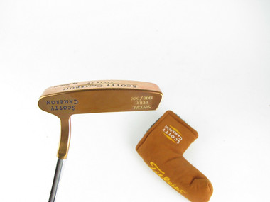Scotty Cameron COPPER Santa Fe Special Issue Putter