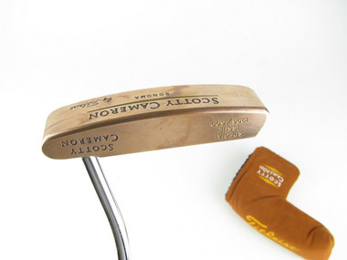 Scotty Cameron COPPER Sonoma 1/500 Special Issue Putter