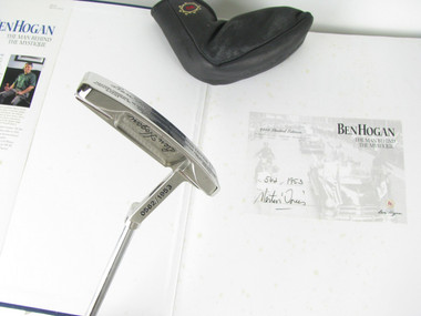 Ben Hogan Bettinardi 1953 Limited Edition Commemorative Putter