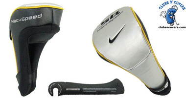 Nike SQ MachSpeed STR8-Fit Driver Headcover