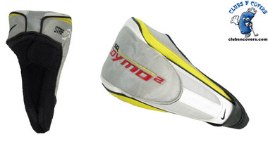 Nike SQ Dymo 2, STR8-FIT Driver Headcover