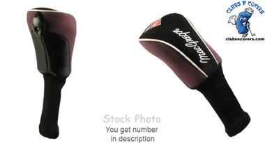 Macgregor MT Ladies Hybird wood Headcover
