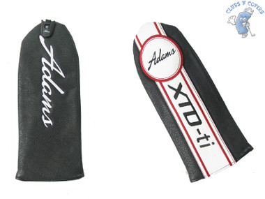 adams xtd ti fairway wood headcover