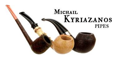 Michail Kyriazanos Pipes