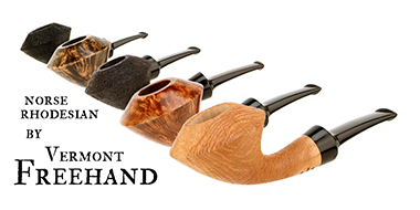 Vermont Freehand Pipes