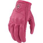 Pink Motorcycle Glove