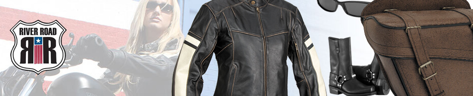 River Road Motorcycle Jackets, Gloves & Gear