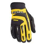 Yellow Motorcycle Glove