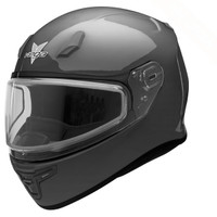 Vega AT2B Snow Helmet With Dual Lens Shield