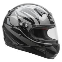 Vega KJ2 Jr. Karting Drifter Helmet Black