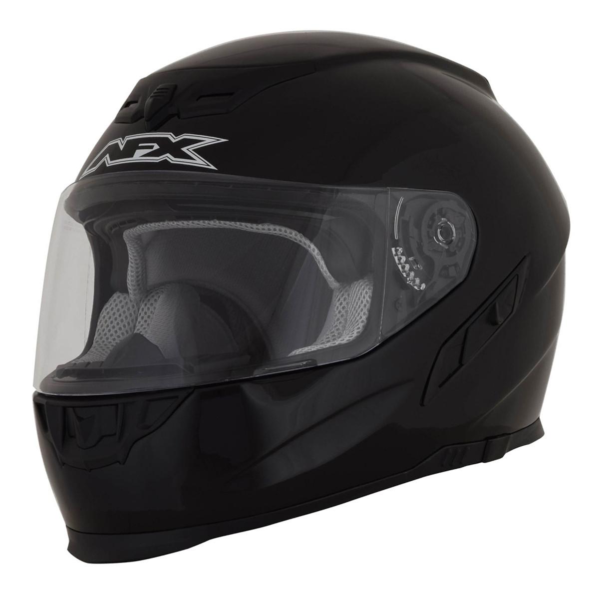 Matte Black AFX FX 105 Helmet