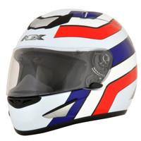 AFX FX-95 Vintage Helmet White