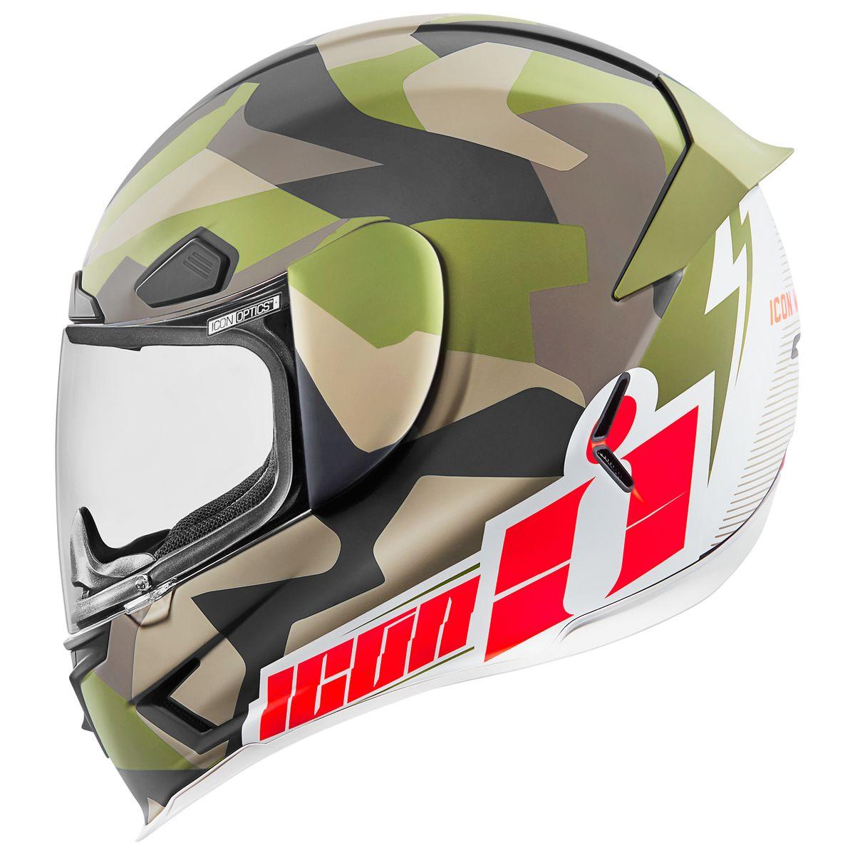 ... Icon Airframe Pro Deployed Helmet 2 ...