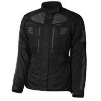 Olympia Women's Durham Waterproof Jacket Gray