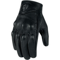 Icon Pursuit Perforated Touch Screen Gloves 1