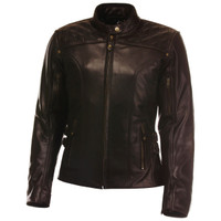 Olympia Women's Janis Leather Jacket
