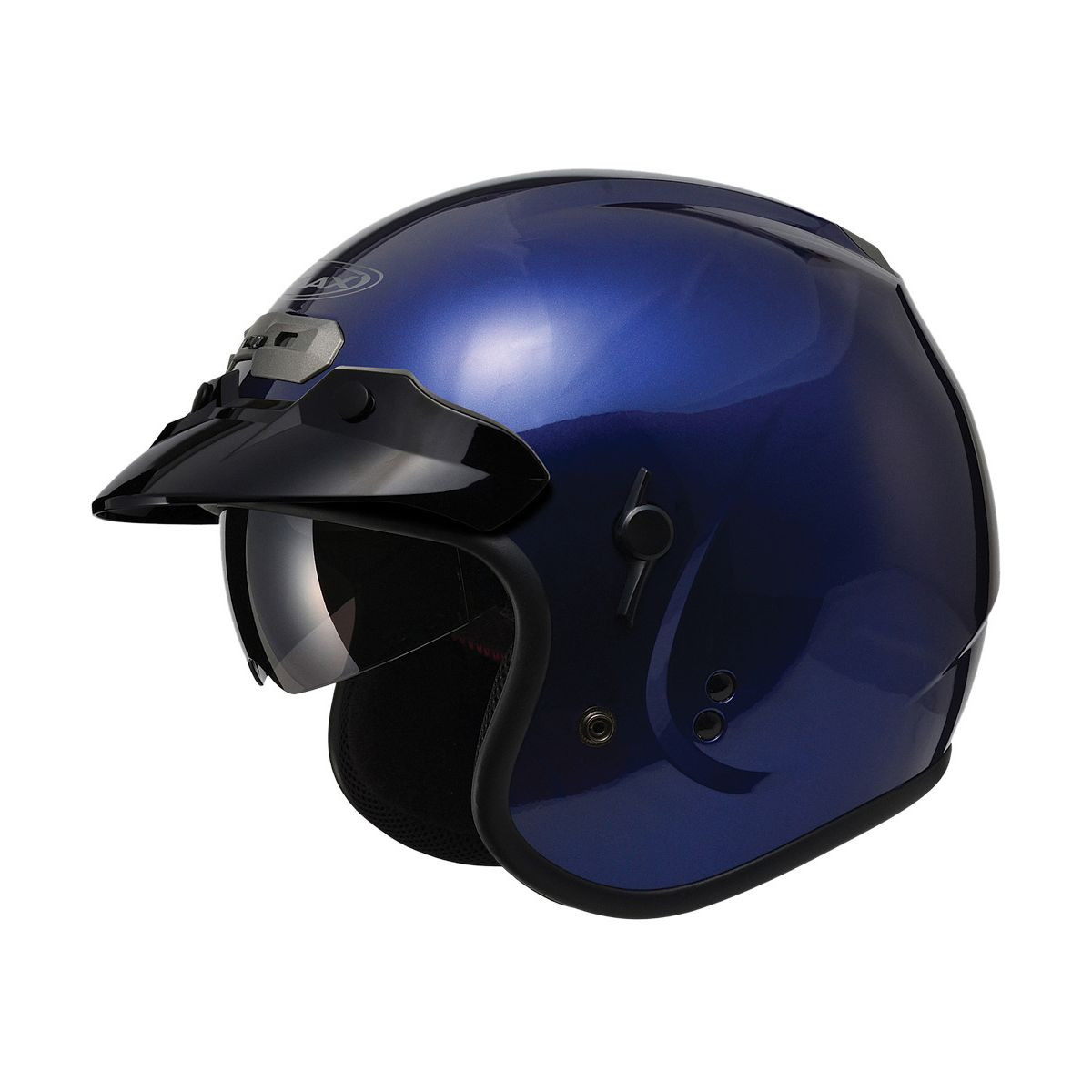 GMax GM32S Open-Face Helmet - Motorcycle House
