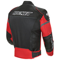 Joe Rocket Resistor Mesh Jacket Red