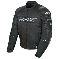 Joe Rocket Resistor Mesh Jacket Black