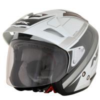 AFX FX-50 Signal Helmet Silver