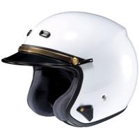Shoei RJ Platinum-LE White Helmet