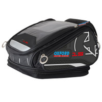 Oxford X15 Quick Release Tank Bag Black