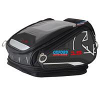 Oxford X15 Quick Release Tank Bag Black