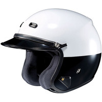 Shoei RJ Platinum-LE Low-Rise Helmet 1