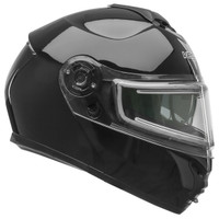Vega VR1 Snow Modular Helmet With Electric Shield Black