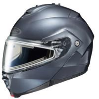 HJC IS-MAX II Frameless Electric Helmet Silver 2