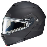 HJC IS-MAX II Frameless Electric Helmet Matte Black