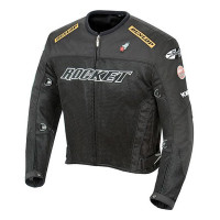 Joe Rocket UFO 2.0 Mesh Jacket Black