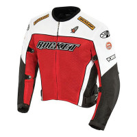 Joe Rocket UFO 2.0 Mesh Jacket Red