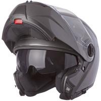 LS2 Strobe Gunmetal Modular Helmet