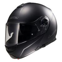 LS2 Strobe Matte Black Modular Helmet 1