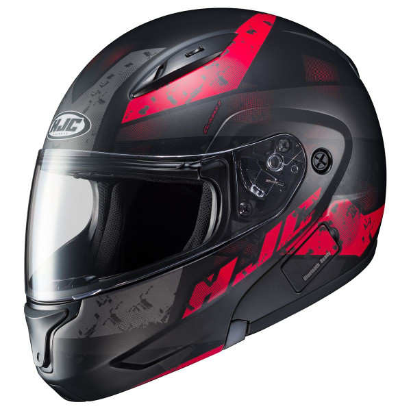 HJC CL-MAX II Friction Modular Helmet Red